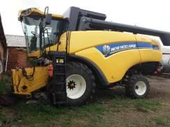 New Holland CX. Комбайн зерноуборочный NEW Holland CX 6090 в Новосиб. обл. а не. Под заказ