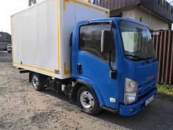 Isuzu NLR. Исузу NLR85A Фургон, 3 000куб. см., 1 500кг., 4x2