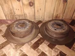 Тормозные диски задние, пара Toyota Avensis
