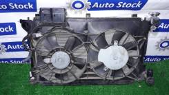 Вентилятор охлаждения радиатора. Toyota Avensis, AZT250, AZT250L, AZT250W