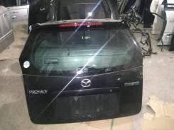 Замок багажника. Mazda Premacy, CP, CP8W, CPEW Двигатель FPDE