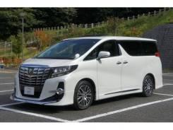 Toyota Alphard. вариатор, передний, 2.5 (182л.с.), бензин, 43 500тыс. км, б/п
