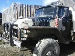 Урал 375. , 6x6