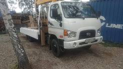 Hyundai HD78. Кран-борт HD78 (Soosan SCS335) В Иркутске, 3 900куб. см., 3 500кг., 4x2