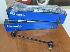 Стойка стабилизатора (яйцо) Mando (Корея) Hyundai Solaris / Kia Rio