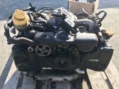 Двигатель в сборе. Subaru Forester, SG5, SG9, SG9L Subaru Legacy, BE5, BEE, BES, BH5, BHE Subaru Impreza, GDA, GDB, GGA, GGB Двигатели: EJ205, EJ255...