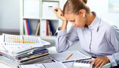 Оказываю бухгалтерские услуги со сдачей налоговой отчетности