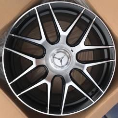 "Mercedes. 8.5/9.5x19"", 5x112.00, ET39/39, ЦО 66,6мм. Под заказ"