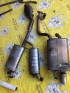 Глушитель. Toyota Mark II, JZX100 Toyota Cresta, JZX100 Toyota Chaser, JZX100
