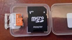 MicroSD. 32Гб