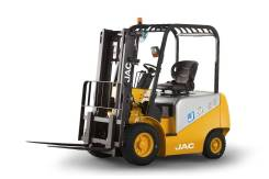 JAC. Электропогрузчик грузоподъемностью 2 тонны, 2 000кг., Электрический