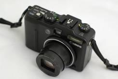 Canon PowerShot G9. 10 - 14.9 Мп, зум: 7х