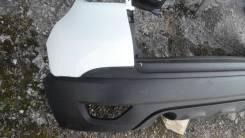 Рено Каптур задний бампер 850220429R белый