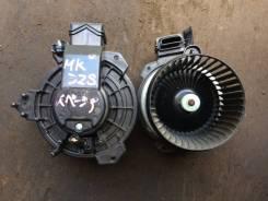 Мотор печки. Suzuki Alto, HA35S Двигатель R06A