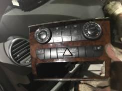 Блок управления климат-контролем. Mercedes-Benz M-Class, W164