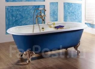 Профессиональная реставрация ванн на дому, без демонтажа