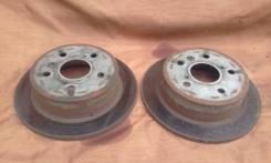 Тормозные диски задние пара Toyota Camry