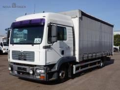 MAN TGL. Шторный грузовик 8.210, 4 040кг., 4x2