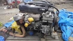 Двигатель в сборе. Hyundai HD72 Hyundai County Двигатель D4DA