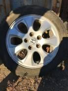 """Продаю колеса на 16 с зимней корейской резиной. 205/55, разбег 5*114.3. x16"""" 5x114.30"""