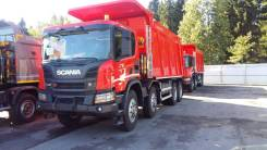 Scania P440. Продаётся самосвал P440B8X4HZ - углевоз, 32 000кг., 8x4. Под заказ