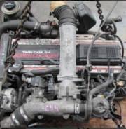 Двигатель в сборе. Toyota Crown