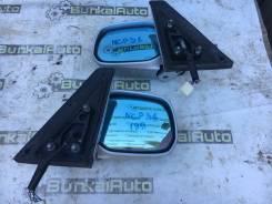 Зеркало. Toyota bB, NCP30, NCP31, NCP35, NCP34 Двигатели: 1NZFE, 2NZFE