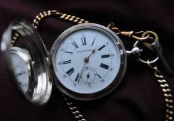 Карманные часы Tobias, Swiss для России. Прикоснись к истории. Оригинал