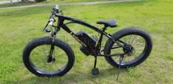 Электровелосипед Lebron 48V/8A Fatbike