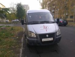 ГАЗ 3221. Микроавтобус ГАЗель 3221, 9 мест