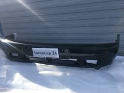 Lada 2115 передний бампер лада черный Есть цвет ( Млечный Путь )
