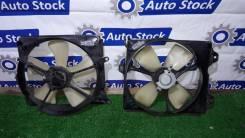 Вентилятор охлаждения радиатора. Toyota Vista, SV41