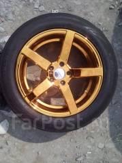 """Sakura Wheels. 7.0x18"""", 5x114.30, ET41, ЦО 65,0мм."""