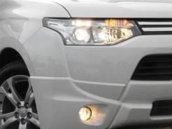 Mitsubishi Outlander. вариатор, 4wd, 2.4 (169л.с.), бензин, б/п. Под заказ