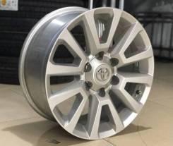 "Toyota. 8.0x18"", 6x139.70, ET30, ЦО 106,2мм."