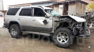 Toyota Hilux Surf. ПТС KZN185 1KZTE