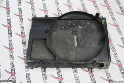 Радиатор охлаждения двигателя. Nissan Skyline, ECR33, ENR33, ER33 Nissan Laurel, GC34, GCC34, GNC34 Двигатели: RB25DE, RB25DET