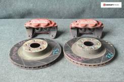 Суппорт тормозной. Subaru Legacy, BE5, BE9, BEE, BES