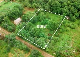 Отличный участок 10 соток на Соловей ключе. 1 000кв.м., собственность, от агентства недвижимости (посредник)