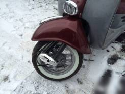 Хром Honda Giorno AF24 Retro scooters