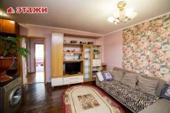 3-комнатная, улица Карьерная 24. Снеговая, агентство, 62кв.м. Интерьер