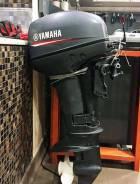 Yamaha. 15,00л.с., 2-тактный, бензиновый, нога S (381 мм)
