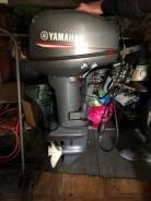 Yamaha. 15,00л.с., 2-тактный, бензиновый, нога S (381 мм), 2015 год год