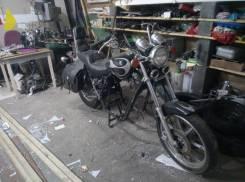 Kawasaki VN Vulcan 750