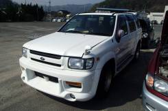 Nissan Terrano. автомат, 4wd, 3.2, дизель, 134тыс. км, б/п, нет птс. Под заказ