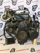 Двигатель в сборе. Mazda Familia, BJ5W Двигатель ZLDE