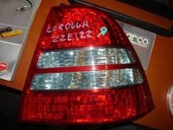 Стоп-сигнал. Toyota Corolla Fielder, CE121, CE121G, NZE120, NZE121, NZE121G, NZE124, NZE124G, ZZE122, ZZE122G, ZZE124, ZZE124G Toyota Corolla, NZE121...