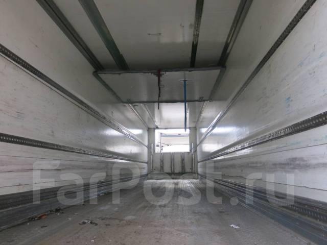 Gray Adams. Фургон изотермический , 2007