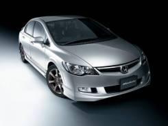 Обвес кузова аэродинамический. Honda Civic, FD1, FD2, FD3, FD7