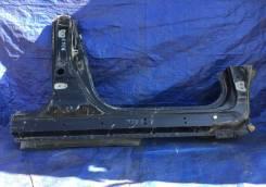 Накладка на порог. Acura MDX, YD2